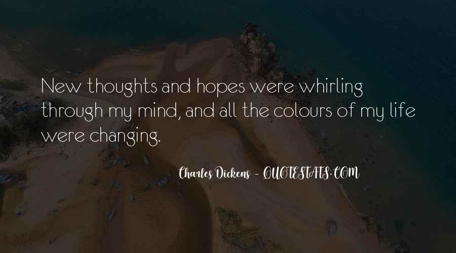 Life Without Colours Quotes #249165
