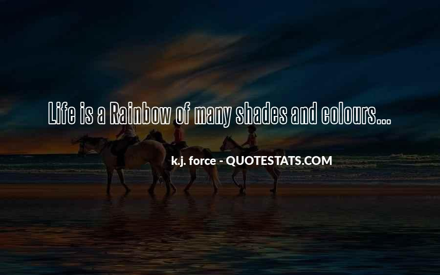Life Without Colours Quotes #309557