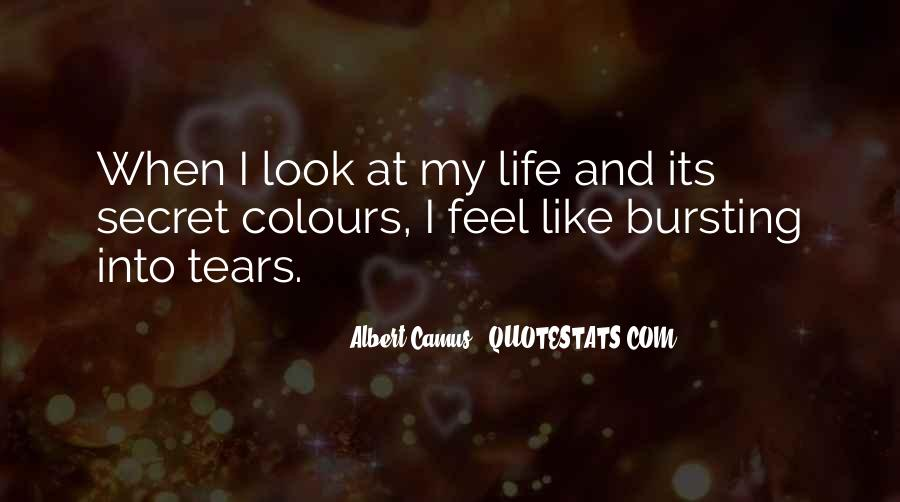 Life Without Colours Quotes #72095