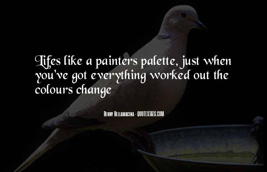 Life Without Colours Quotes #775659
