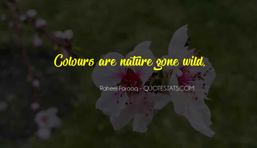 Life Without Colours Quotes #994794