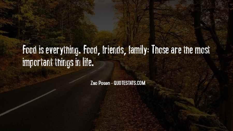 Life Without Family And Friends Quotes #272912