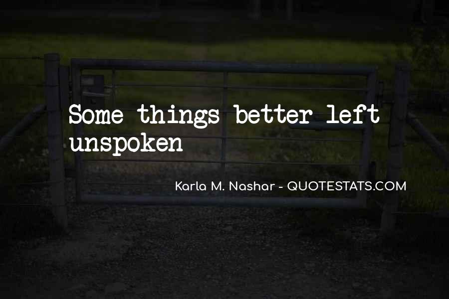 Life Without You Is Better Quotes #11319