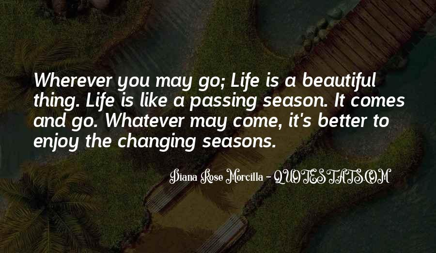 Life's Famous Quotes #380652