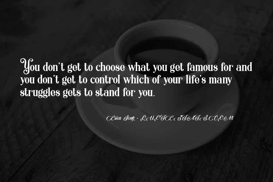 Life's Famous Quotes #617156
