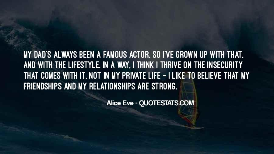 Life's Famous Quotes #810638