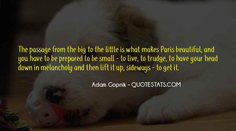 Lift Big Quotes #1729544