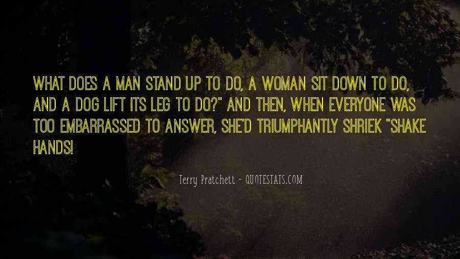 Lift Your Man Up Quotes #500642