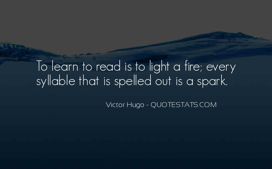 Light A Spark Quotes #1294535