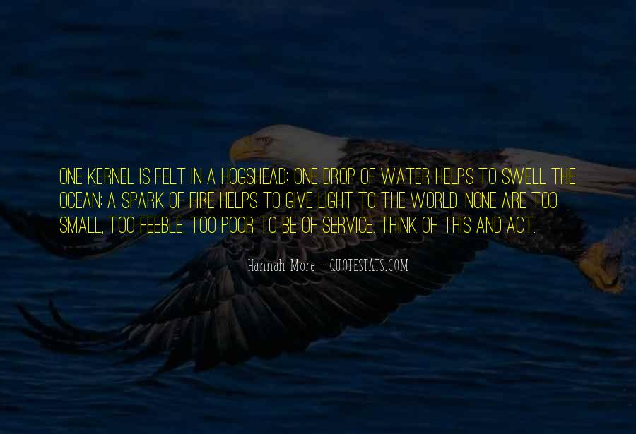 Light A Spark Quotes #1682932