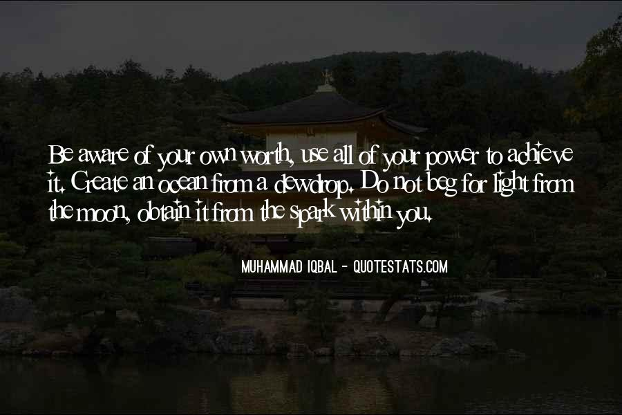 Light A Spark Quotes #1704587