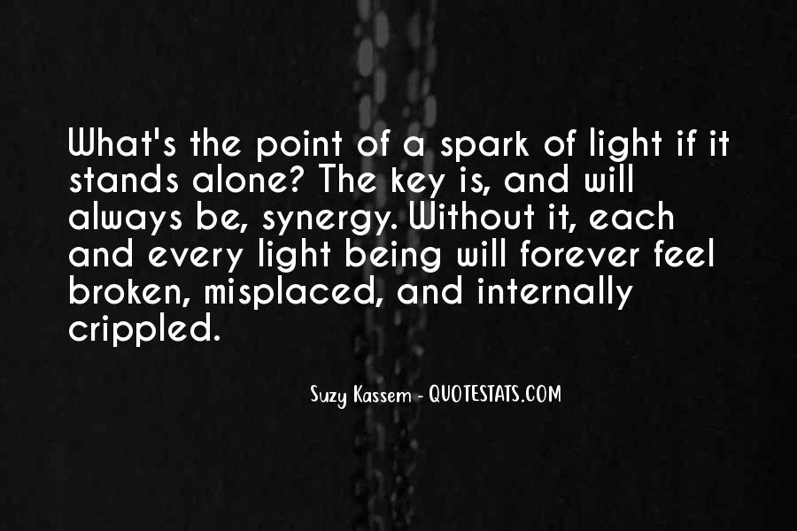 Light A Spark Quotes #413775