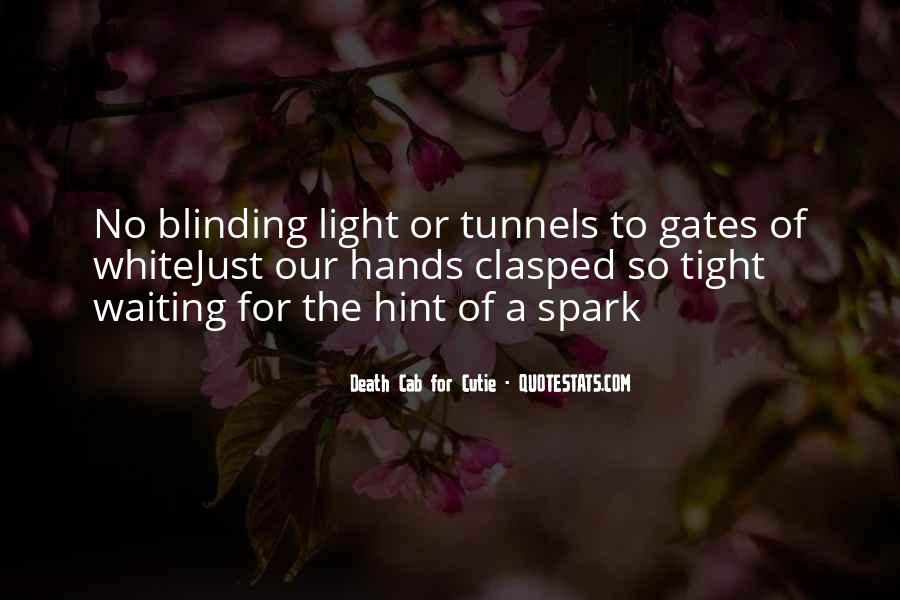 Light A Spark Quotes #466565