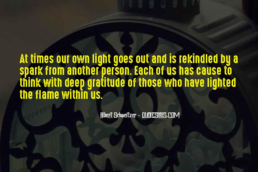 Light A Spark Quotes #594114