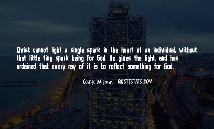Light A Spark Quotes #597261
