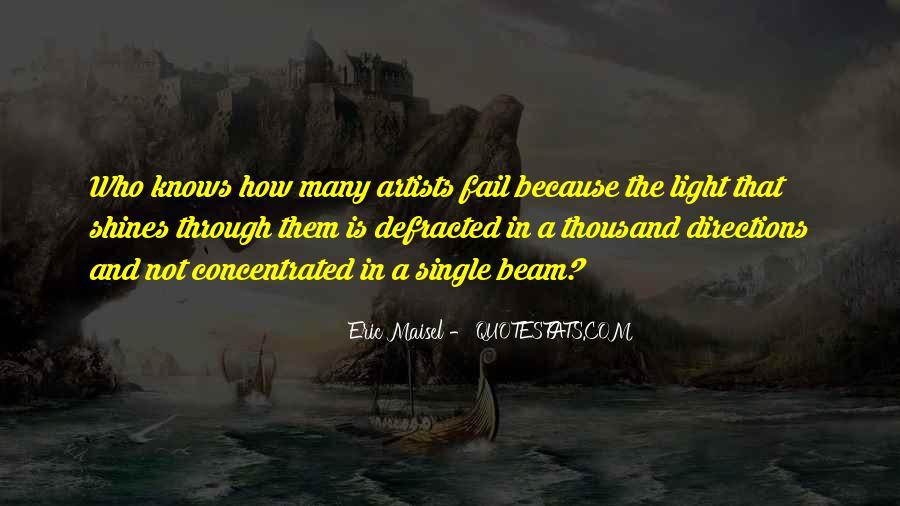 Light Beam Quotes #1738481