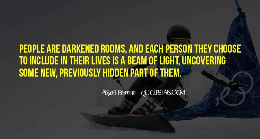 Light Beam Quotes #351657
