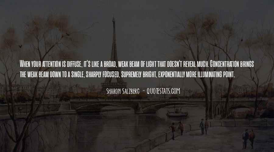 Light Beam Quotes #456234