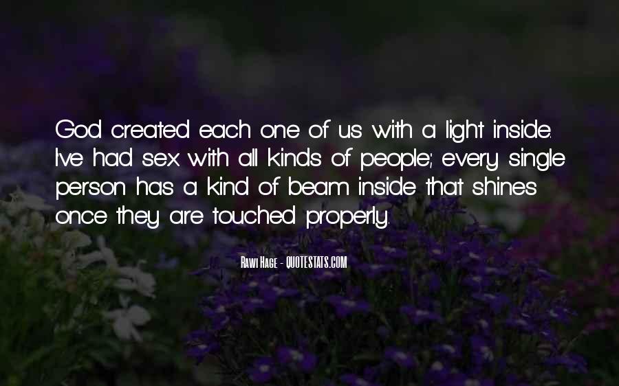 Light Beam Quotes #602382