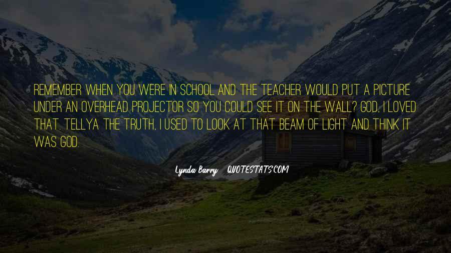 Light Beam Quotes #760995