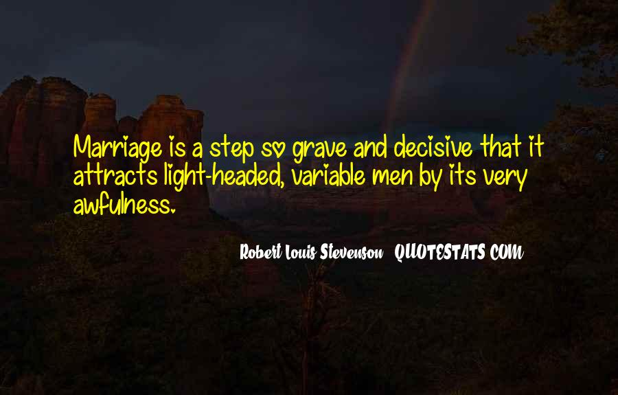 Light Headed Quotes #175229