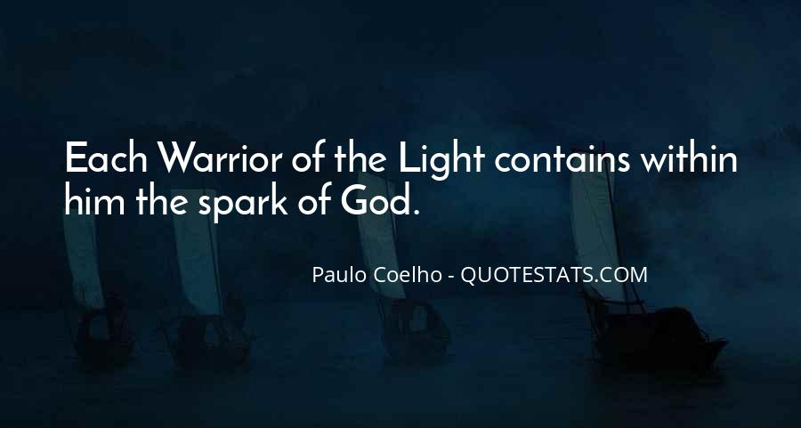 Light Of God Quotes #11820