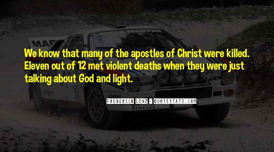 Light Of God Quotes #184037