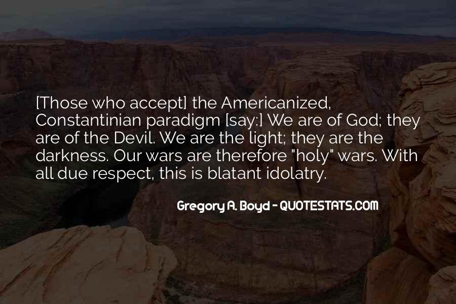 Light Of God Quotes #18856