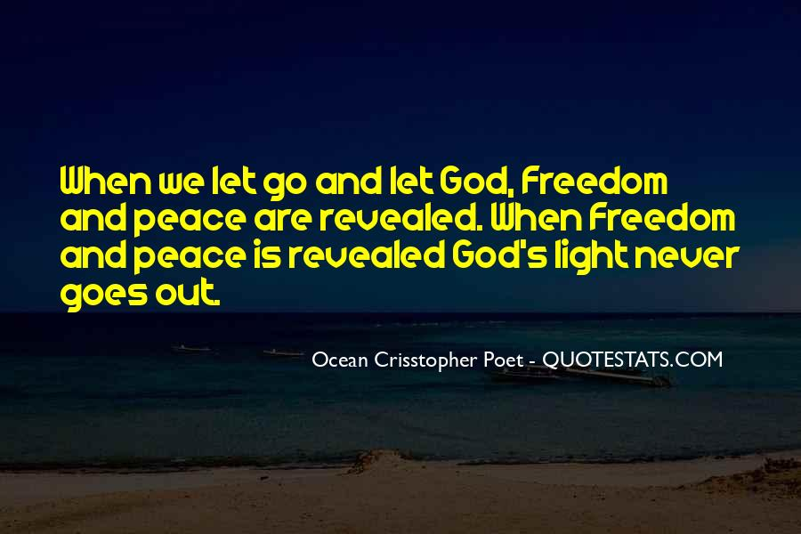 Light Of God Quotes #213765