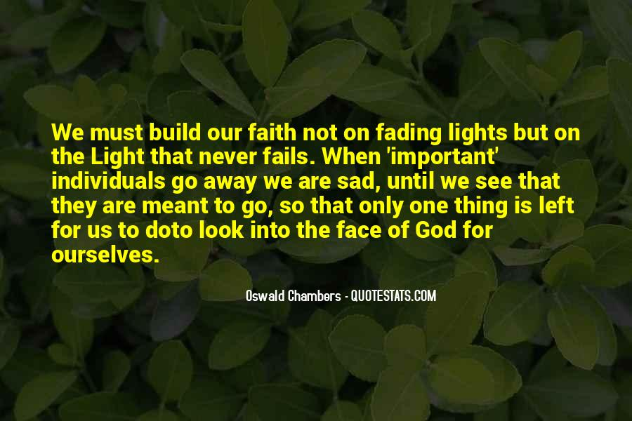 Light Of God Quotes #222827
