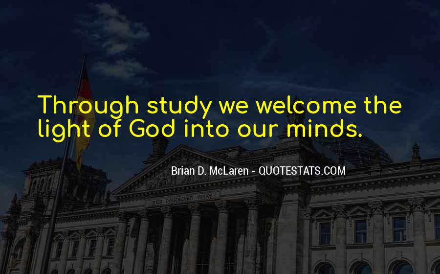 Light Of God Quotes #228543