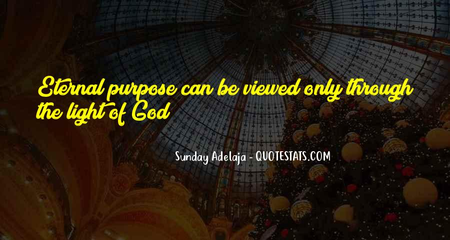 Light Of God Quotes #250737