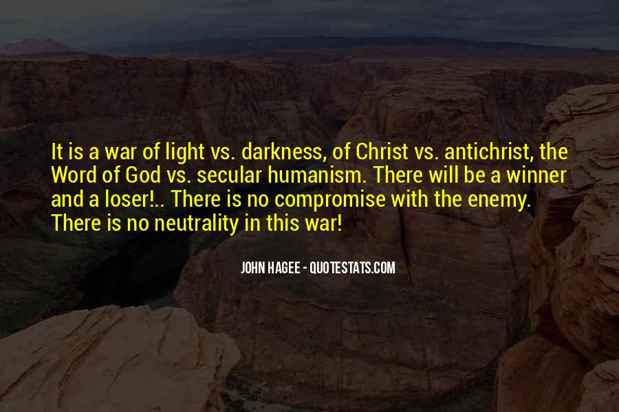 Light Of God Quotes #25501