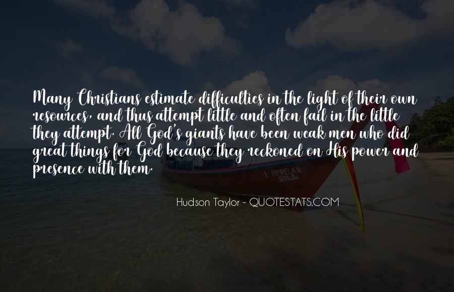 Light Of God Quotes #257478