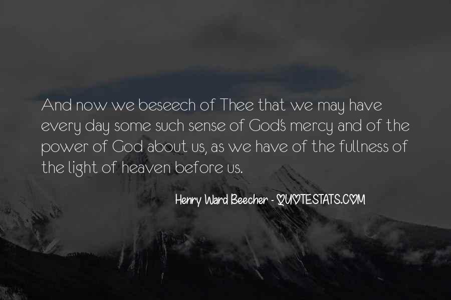 Light Of God Quotes #267646