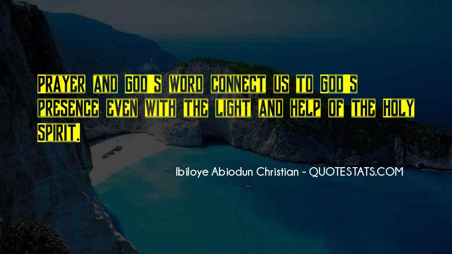 Light Of God Quotes #269203