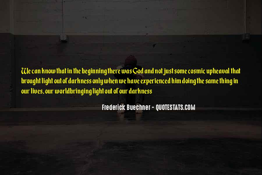Light Of God Quotes #278061