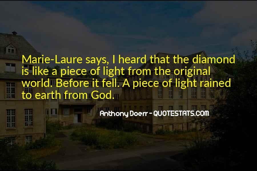 Light Of God Quotes #36931