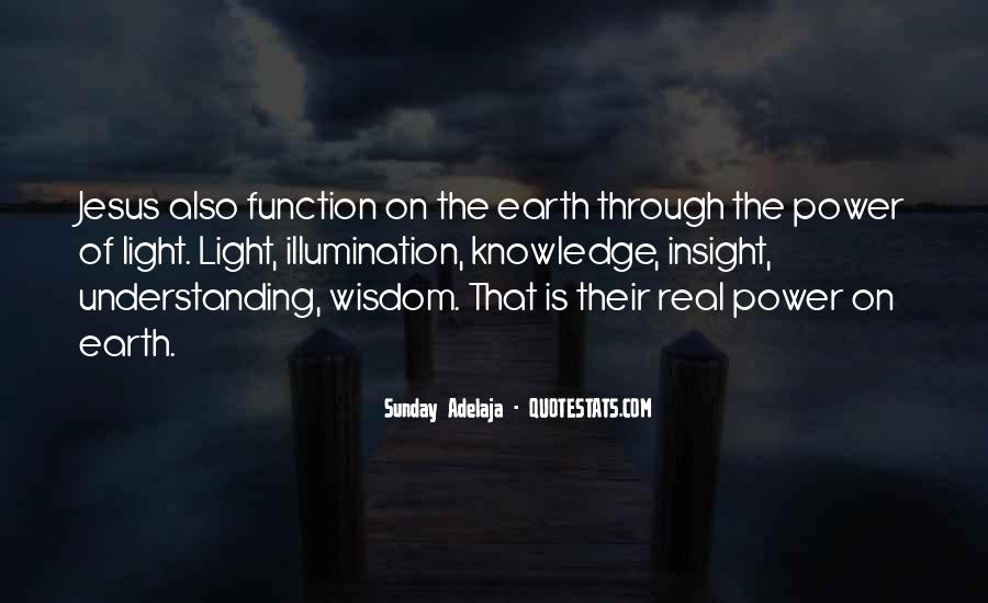Light Of Knowledge Quotes #113460