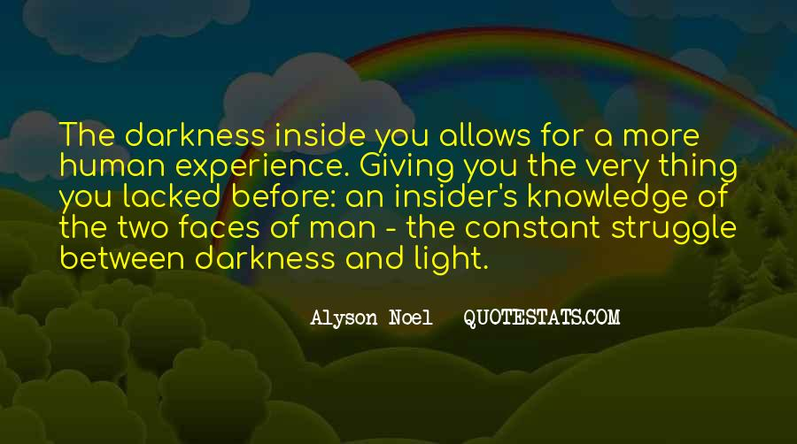 Light Of Knowledge Quotes #263481
