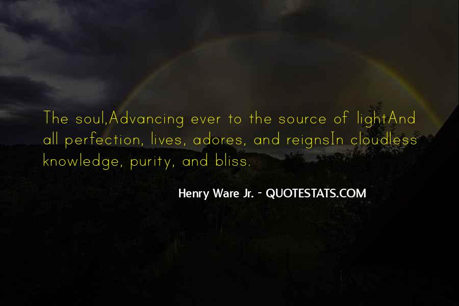 Light Of Knowledge Quotes #294637