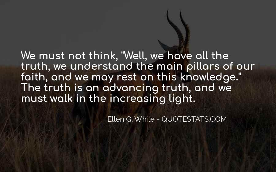 Light Of Knowledge Quotes #30082