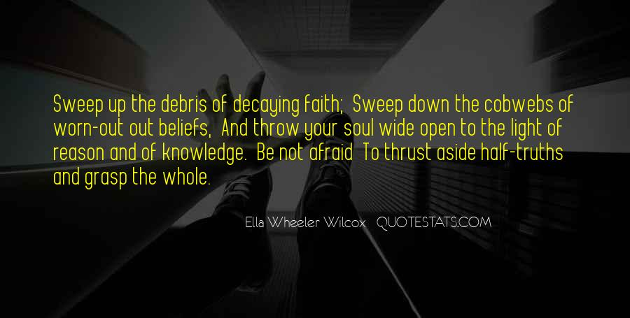 Light Of Knowledge Quotes #367745