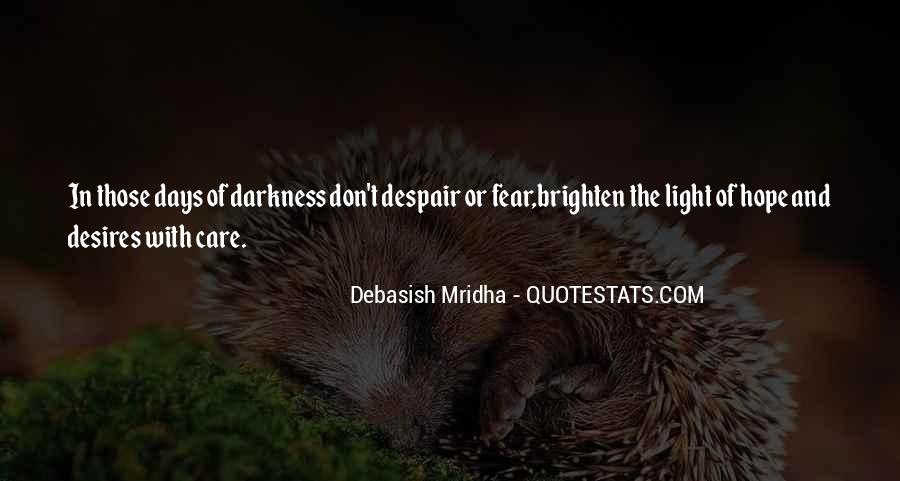 Light Of Knowledge Quotes #367758
