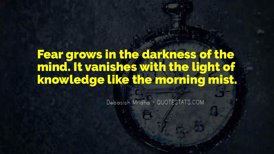 Light Of Knowledge Quotes #393457