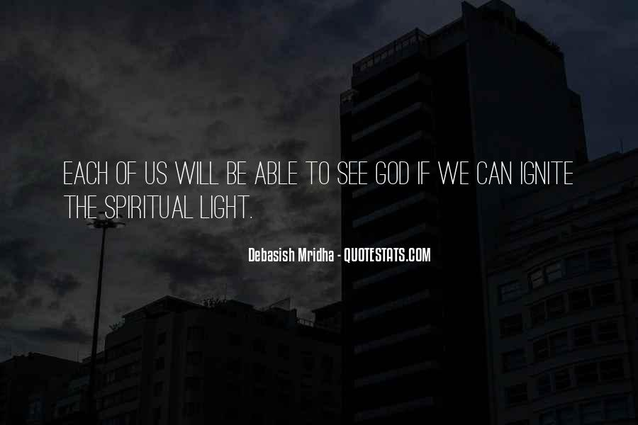 Light Of Knowledge Quotes #505016