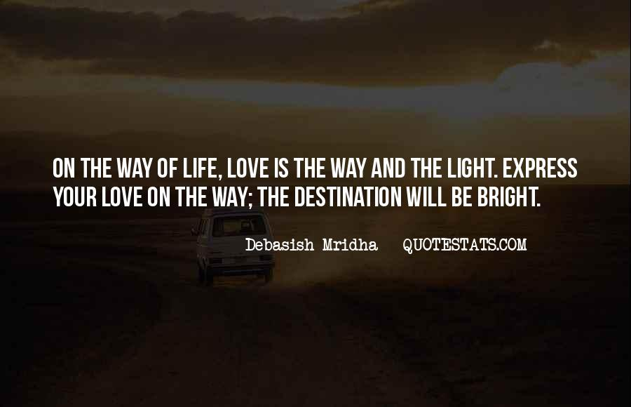 Light Of Knowledge Quotes #512636