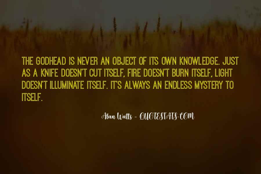Light Of Knowledge Quotes #553509