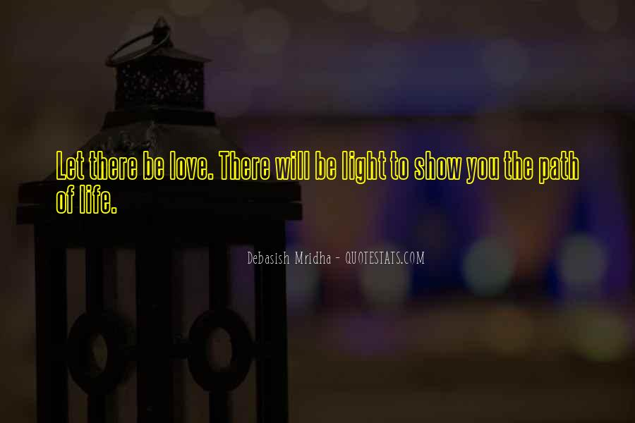 Light Of Knowledge Quotes #58419