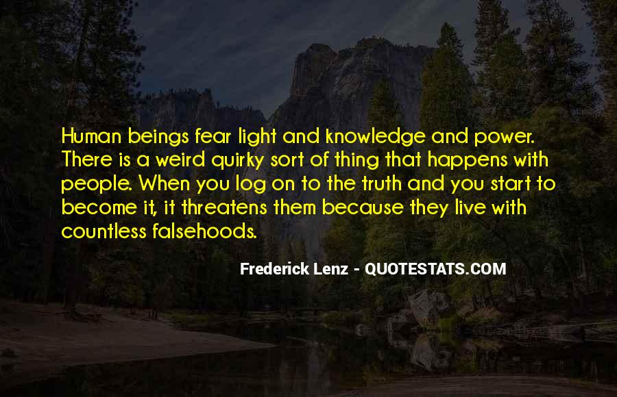Light Of Knowledge Quotes #595031